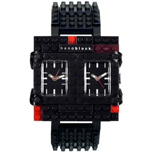 WA30 ナノブロック nanoblock デコれる腕時計 トラベラー【返品種別B】