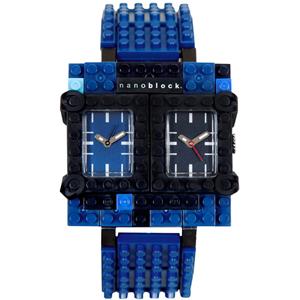 WA32 ナノブロック nanoblock デコれる腕時計 トラベラー【返品種別B】