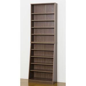 31141(クロシオ) クロシオ 書棚 幅60cm ウォルナット SOHO 書棚 W60