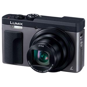 DC-TZ90-S パナソニック デジタルカメラ「Lumix TZ90」(シルバー)