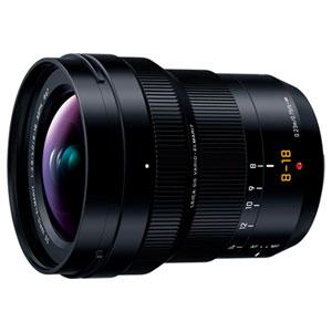 H-E08018 パナソニック LEICA DG VARIO-ELMARIT 8-18mm/F2.8-4.0 ASPH.