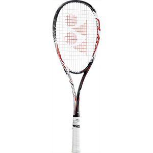 YONEX FLR7S 001 SL1 ヨネックス ソフトテニス ラケット(レッド・サイズ:SL1・ガット未張り上げ) YONEX エフレーザー7S