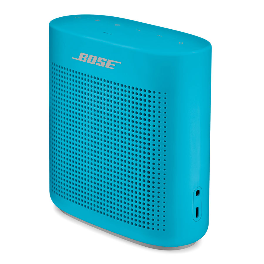 SLink Color II BLU ボーズ サウンドリンクカラー Bluetoothスピーカー II(アクアティックブルー) BOSE SoundLink Color Bluetooth speaker II Aquatic Blue