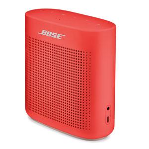 SLink Color II RED ボーズ サウンドリンクカラー Bluetoothスピーカー II(コーラルレッド) BOSE SoundLink Color Bluetooth speaker II Coral Red