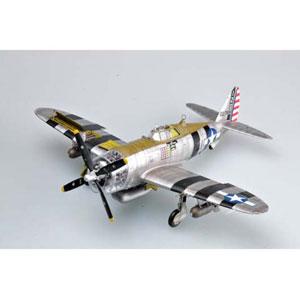 1/32 アメリカ軍 P-47D サンダーボルト「レイザーバック」【02262】 トランペッター