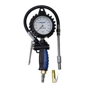 46966 SIGNET 増減圧機能付タイヤゲージ(0-600KPA) シグネット