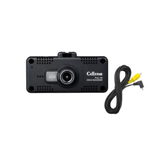 CSD-600FHR 09 セルスター ドライブレコーダー ビデオ出力セット CELLSTAR