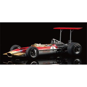 1/20 Team Lotus Type 49B 1968【20005】 EBBRO