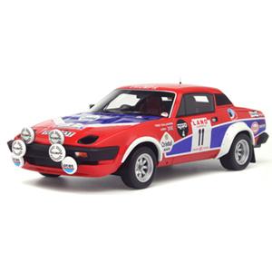 1/18 トライアンフ TR7 V8 Gr.4 Manx Trophy 1980(レッド/ブルー/ホワイト)【OTM220】 OttOmobile