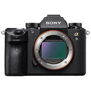 ILCE-9 ソニー フルサイズミラーレス一眼カメラ「α9」ボディ SONY