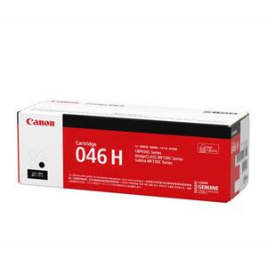 CRG-046HBLK キヤノン トナーカートリッジ046H 大容量タイプ(ブラック) [1254C003]