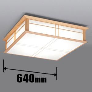 LEC-CH800CJ 日立 LED和風シーリングライト【カチット式】 HITACHI 高級和風木枠シリーズ [LECCH800CJ]