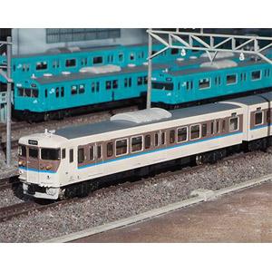 [鉄道模型]グリーンマックス (Nゲージ) 50581 JR113系7000番台(40N体質改善車・更新色・黒色スカート)8両編成セット(動力付き)