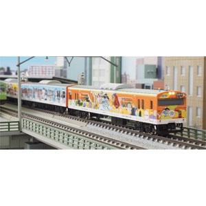 [鉄道模型]グリーンマックス 【再生産】(Nゲージ) 50582 JR103系「OSAKA POWER LOOP」8両編成セット(動力付き)