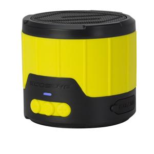 BTBTLMY スコーシュ Bluetooth対応防水スピーカー(イエロー) SCOSCHE BoomBottle Mini