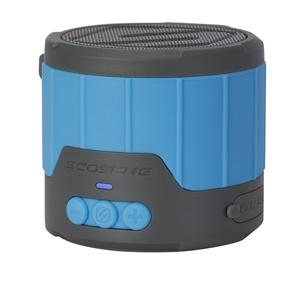 BTBTLMBL スコーシュ Bluetooth対応防水スピーカー(ブルー) SCOSCHE BoomBottle Mini