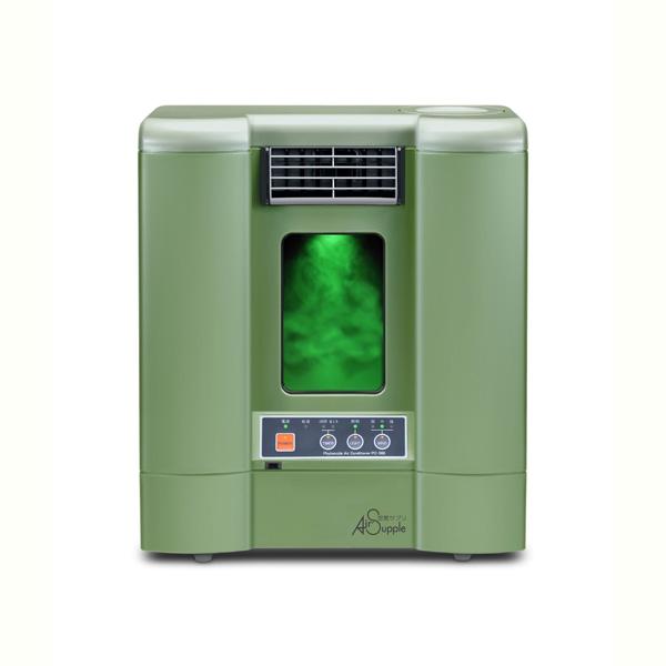 PC-560GR フィトンチッドジャパン 「フィトンチッド」拡散装置(43畳まで グリーン) phytoncide Japan 空気サプリメント フィトンエアー
