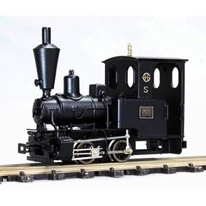 [鉄道模型]ワールド工芸 【再生産】(HOナロー) 西大寺鉄道 コッペル 5号機 組立キット リニューアル品