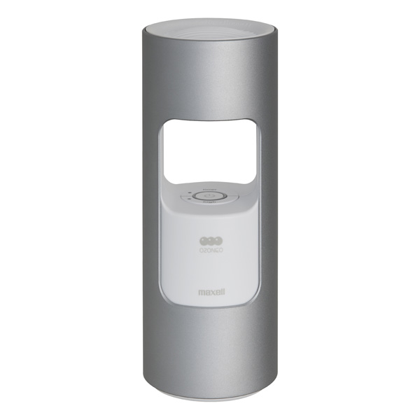 MXAP-AR201SL マクセル 低濃度オゾン除菌消臭器(シルバー) maxell オゾネオ