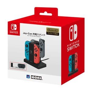 25%OFF Switch Joy-Con充電スタンド for 付与 Nintendo NSWジョイコンジュウデンスタンド NSW-003 ホリ