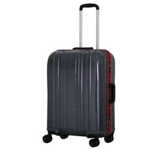 ESC1046-57カ-ボンネイビ- シフレ スーツケース ハードフレーム 56L(カーボンネイビー) ESCAPE'S