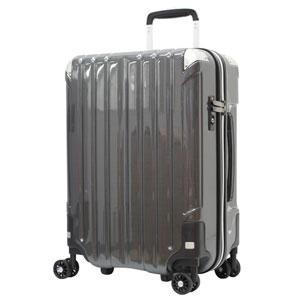 TRI2048-50カ-ボンBK シフレ スーツケース ハードフレーム 42L(カーボンブラック) TRIDENT
