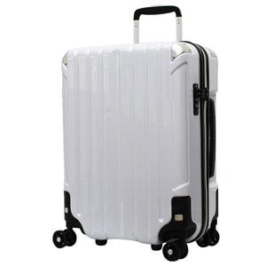 TRI2048-50カ-ボンWH シフレ スーツケース ハードフレーム 42L(カーボンホワイト) TRIDENT