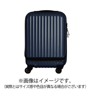 ESC2051-47カ-ボンネイビ- シフレ スーツケース ハードフレーム 30L(カーボンネイビー) ESCAPE'S