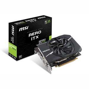 1070 AERO ITX 8G OC MSI PCI-Express 3.0 x16対応 グラフィックスボードMSI GeForce GTX 1070 AERO ITX 8G OC