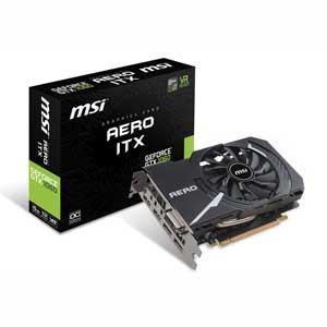 1060 AERO ITX 6G OC MSI PCI-Express 3.0 x16対応 グラフィックスボードMSI GeForce GTX 1060 AERO ITX 6G OC
