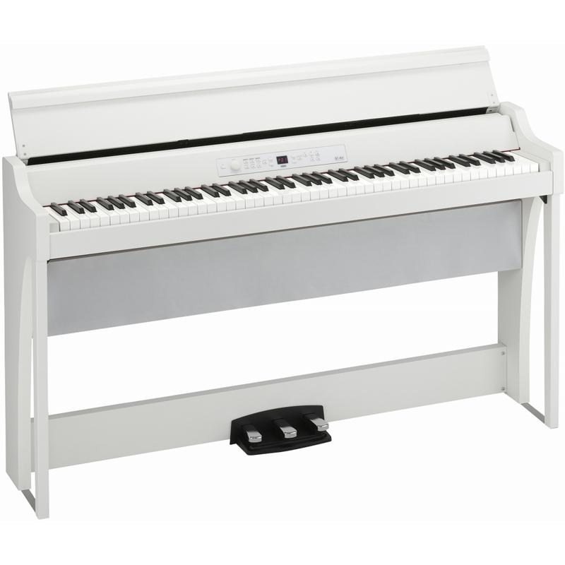 G1 AIR-WH コルグ 電子ピアノ(ホワイト) KORG