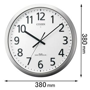 8MY484-019 シチズン 掛け時計 パルフィス484-19 [8MY484019]【返品種別A】