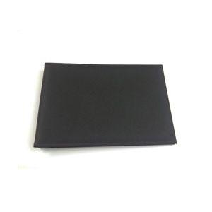 430445 ハーネミューレ レザーアルバムカバーレッド ステッチ A3 Hahnemuhle FineArt Inkjet Leather Albumsファインアート インクジェット レザーアルバム