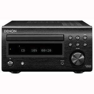 RCD-M41-K デノン Bluetooth対応CDレシーバー(ブラック) DENON