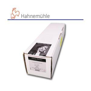 430343 ハーネミューレ インクジェット用紙 厚手 ハイグロスホワイト 1118mm×12mロール 3インチ Hahnemuhle Photo Rag Baryta フォトラグ バライタ 315gsm