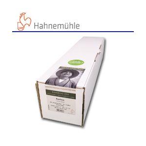 430136 ハーネミューレ インクジェット用紙 厚手 マットスムースナチュラルホワイト 610mm×12mロール 3インチ Hahnemuhle Bamboo バンブー 290gsm