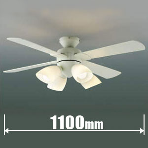 AM43212L コイズミ LEDシーリングファン KOIZUMI Unit Fan