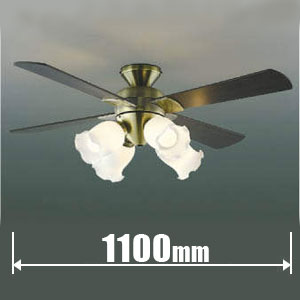AM43214L コイズミ LEDシーリングファン KOIZUMI Unit Fan
