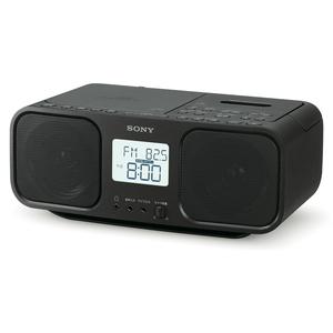 CFD-S401 BC ソニー CD対応ラジカセ(ブラック) SONY