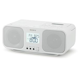 CFD-S401 WC ソニー CD対応ラジカセ(ホワイト) SONY