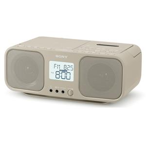 CFD-S401 TI ソニー CD対応ラジカセ(ベージュ) SONY
