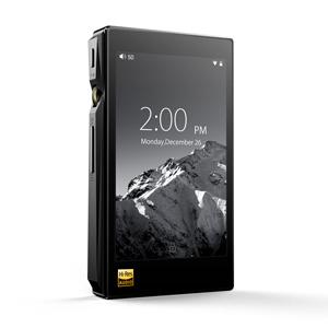 FIIO-X5 3RD GENERATION BLACK フィーオ ハイレゾ・デジタルオーディオプレーヤー(ブラック)32GBメモリ内蔵+外部メモリ対応 FiiO X5 3rd generation