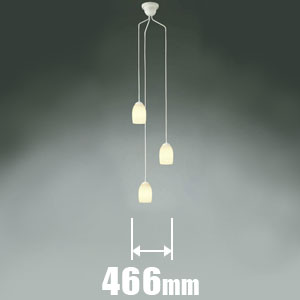 AP40020L コイズミ LEDシャンデリア【要電気工事】 KOIZUMI