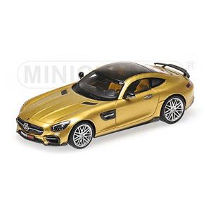 1/43 ブラバス 600 AUF BASIS メルセデス ベンツ AMG GTS 2016 ゴールド【437032522】 ミニチャンプス