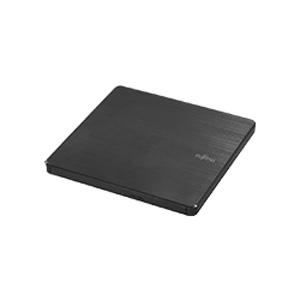 FMV-NSM55 富士通 USB2.0 ポータブルDVDドライブ(ブラック)