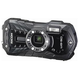 WG-50BK リコー デジタルカメラ「RICOH WG-50」(ブラック)