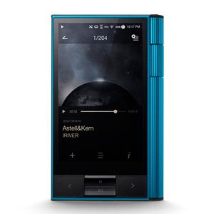 AK-KANN-64GB-BLU アイリバー デジタルオーディオプレイヤー(イオスブルー) iriver Astell&Kern KANN
