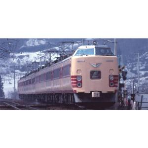 [鉄道模型]マイクロエース (Nゲージ) A2888 485系-1000 特急つばさ 増結5両セット
