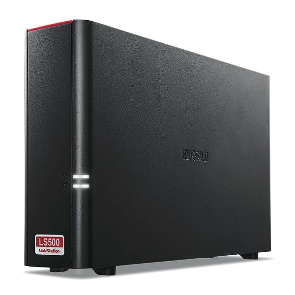 LS510DN0201B バッファロー ネットワーク対応ハードディスク 2.0TB リンクステーション