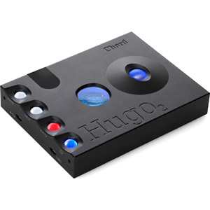 HUGO2-BLK コード D/Aコンバーター・ヘッドフォンアンプ(ブラック) Chord Electronics
